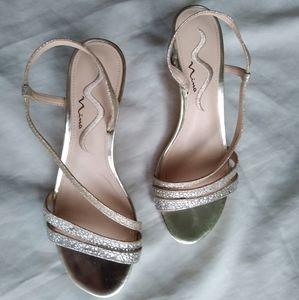 Nina dress shoes, size 6.5